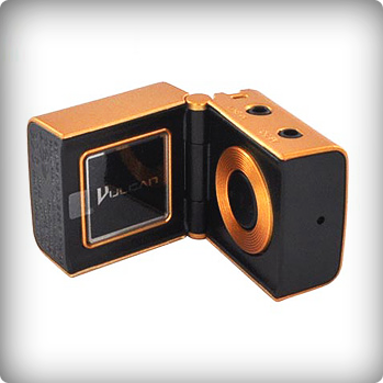 Vulcan Mini-Qube™ Wireless Bluetooth Speaker